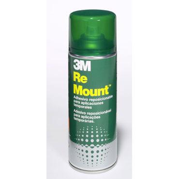 Adhesivo spray Remount Scotch 400 ml. R-MOUNT