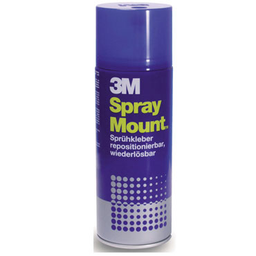 Adhesivo Spray Mount Scotch 400 ml. S-MOUNT