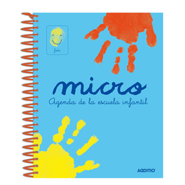 Agenda escolar Micro Additio A102