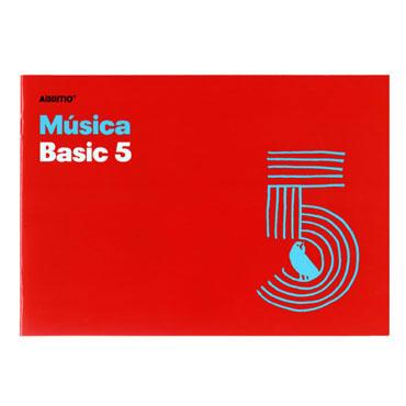 Bloc de música Basic 5 Additio M05