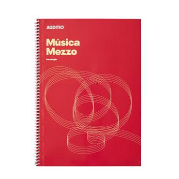 Bloc de música Mezzo Additio M10