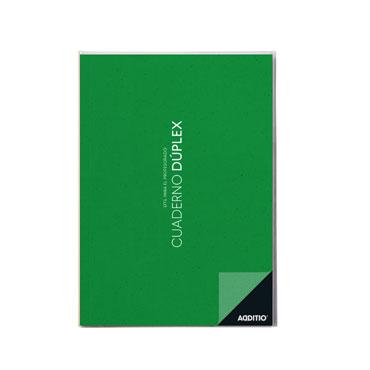 Cuaderno Dúplex Additio P142