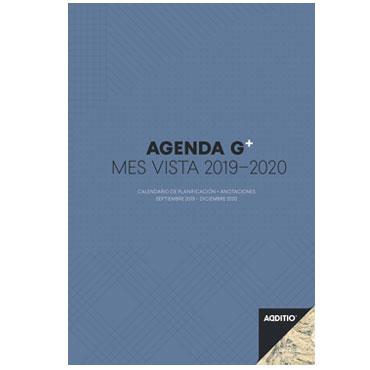 Agenda G+ Additio P182-P