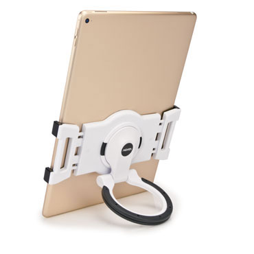 Atril universal para Tablet blanco aidata US-5001W