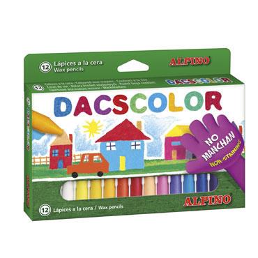 12 ceras Dacs Color Alpino DC050290