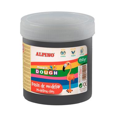 Magic Dough 160 g. negra Alpino DP000150