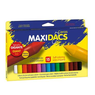 15 ceras Maxidacs Alpino DX050216