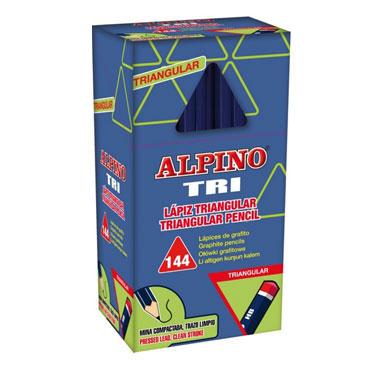 144 lápices de grafito Tri Alpino JU000015