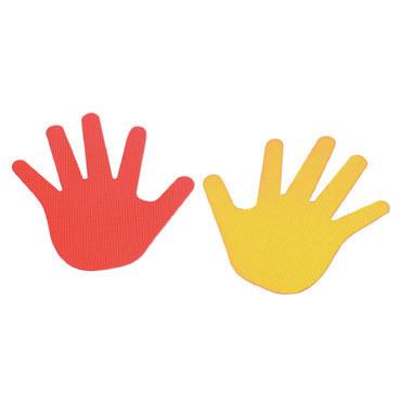 20 manos de caucho Amaya 410365