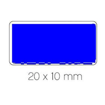 Gomet azul 20 x 10 mm. Apli 04884