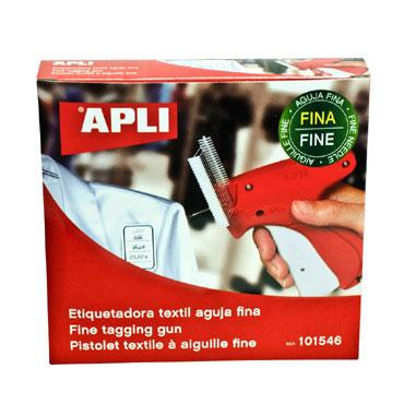 Etiquetadora textil para navettes fina Apli 101546
