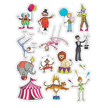 Gomet El circo Apli 11446