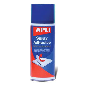 Adhesivo reposicionable Apli 12088