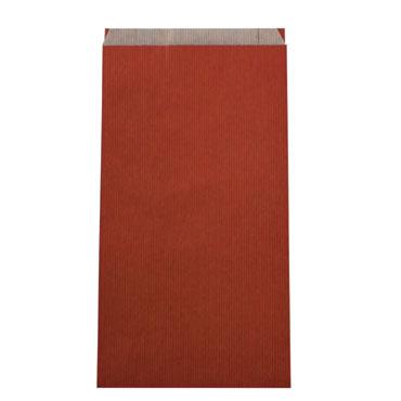 250 sobres regalo rojos 12,5x4,5x20 cm. Apli  101651