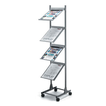 Expositor aluminio A4 Archivo 2000 33300
