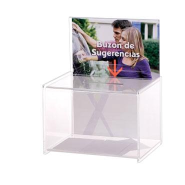 Buzón con portacartel 214x378x213 mm. Archivo 2000 592901