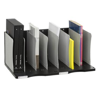 Módulo 8 separadores negro-gris ArchivoDoc Archivo 2000 6500GSNE