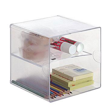 Cubo con divisor ArchiCubo Archivo 2000 6705CSTP