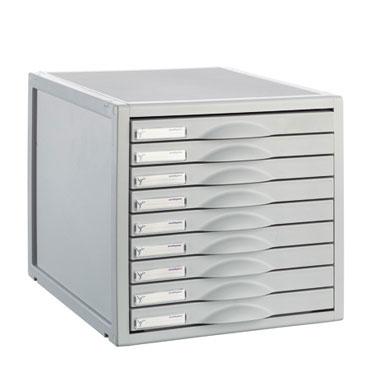 Módulo 9 cajones ArchiSystem Archivo 2000 8409CGS