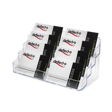 Portatarjetas 400 tarjetas DE70801