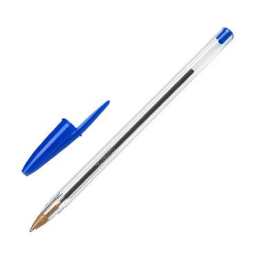 Bolígrafo Bic Cristal azul 8373609