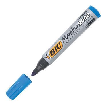 Marcador permanente 2000 azul Bic 8209143