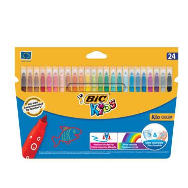 24 rotuladores Kid Coleur Bic 841803