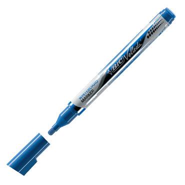Rotulador pizarra liquida Pocket azul Velleda 902087