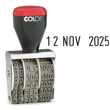 Fechador manual 5 mm. Colop 05000