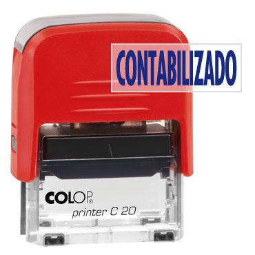 Printer20 CONTABILIZADO Colop PR20.CON