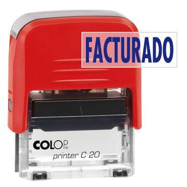Printer20 FACTURADO Colop PR20.FAC