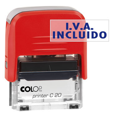 Printer20 IVA INCLUIDO Colop PR20.IVA