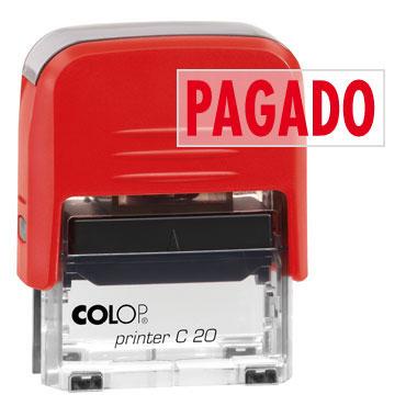 Printer20 PAGADO Colop PR20.PAG