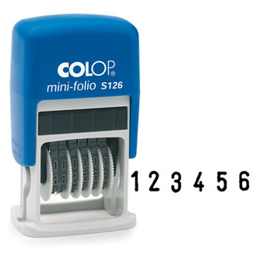 S-126 Mini-Dater Colop S-126