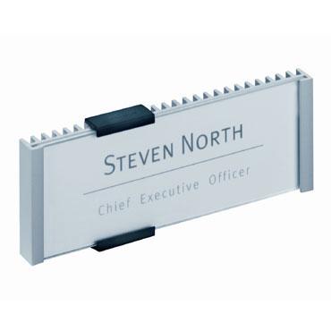 Identificador puerta 149x52,5 mm. Durable 4800