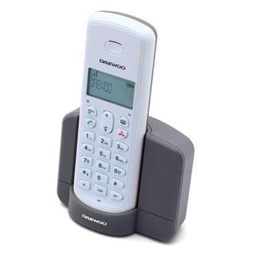 Teléfono DTD-1350 gris Daewo DW0085