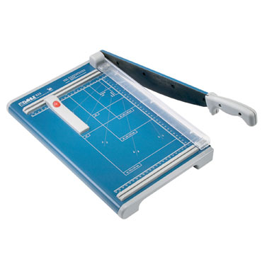 Cizalla de papel Dahle 533 palanca Din A-4