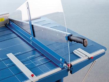 Cizalla de palanca Dahle 585 para uso industrial
