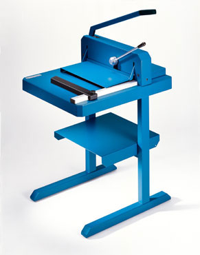 Guillotina de papel Dahle 846 para uso industrial