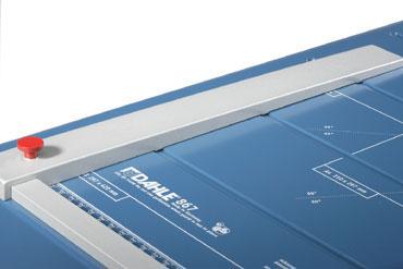 Cizalla de papel Dahle 867 palanca Din A-3 uso profesional 867