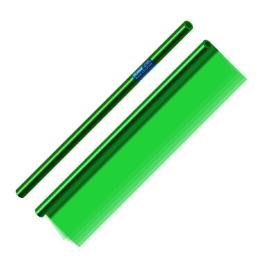 25 hojas papel celofán verde 50x70 cm. Dohe 30331