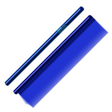 25 hojas papel celofán azul 50x70 cm. Dohe 30332