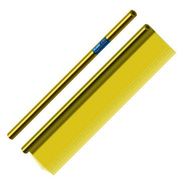25 hojas papel celofán amarillo 50x70 cm. Dohe 30333