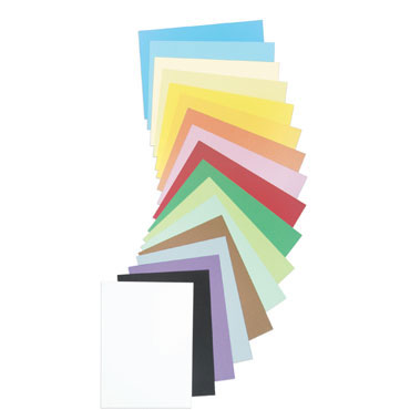 Paquete 25 cartulinas granito 180 g/m² 50x65 cm. Dohe 29983