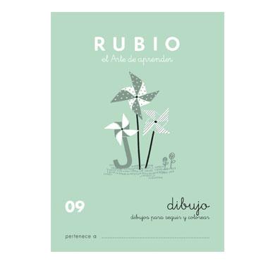 Cuaderno Rubio A5 Escritura Nº  09 12602022