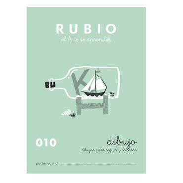 Cuaderno Rubio A5 Escritura Nº 010 12602023