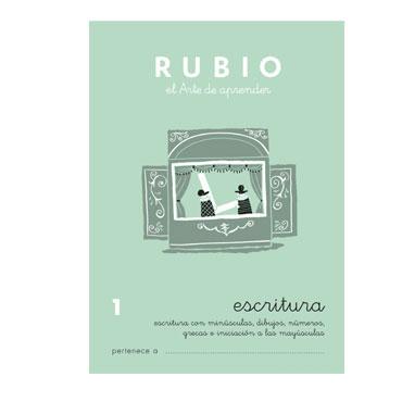 Cuaderno Rubio A5 Escritura Nº 1 12602024