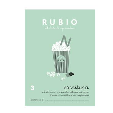 Cuaderno Rubio A5 Escritura Nº 3 12602026