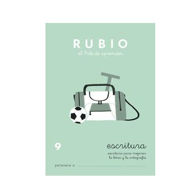 Cuaderno Rubio A5 Escritura Nº 9 12602032