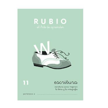 Cuaderno Rubio A5 Escritura Nº11 12602034